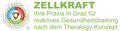 ZELLKRAFT – Theralogy – Cell-Re-Active-Training – Johann Scharfetter – Graz Logo